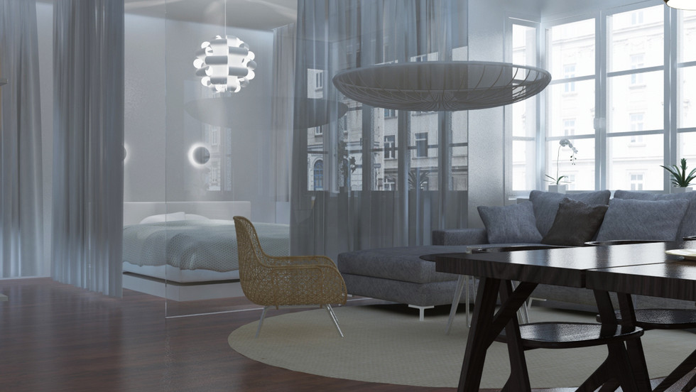 Project Residence: Texturing & Lighting