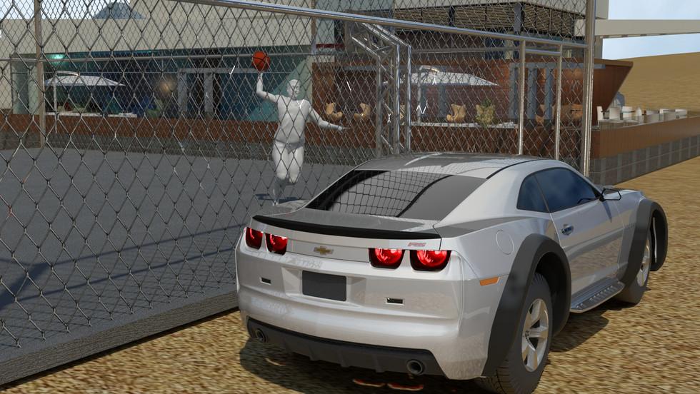 Project Home: Camaro