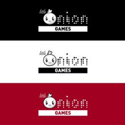 littleOnion Games Logo showcase