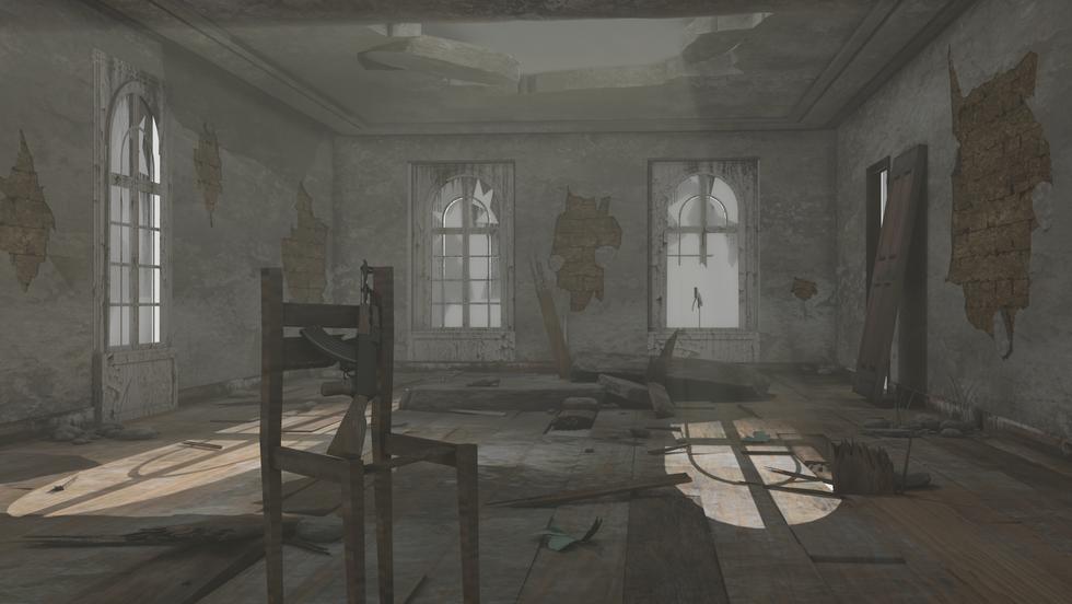 Project Past: Interior Scene