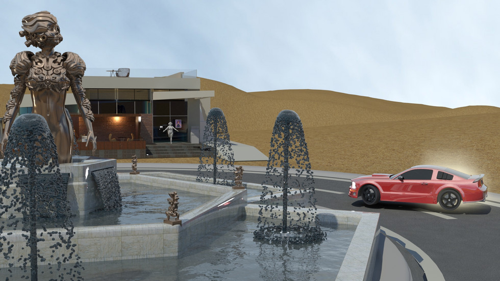 Project Home: Fountain