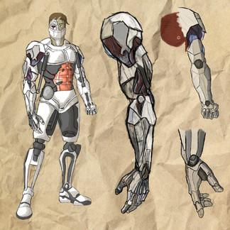 Project Cyborg: Final Concept