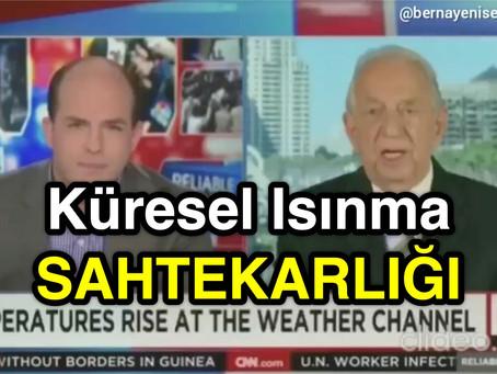 Küresel Isınma SAHTEKARLIĞI - Meteorolog John Coleman