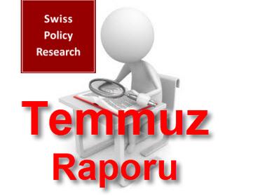Kovid-19 TEMMUZ Raporu | Swiss PR