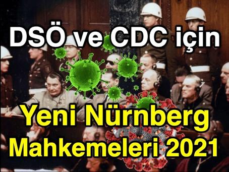 DSÖ ve CDC için Yeni Nürnberg Mahkemeleri 2021