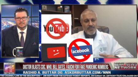 Sadece Covid-19 'dan Ölmüş 1 Tane Hasta Yok. Bu, Tıbbi Olarak Kanıtlanmamış Henüz | Dr.Rashid Buttar