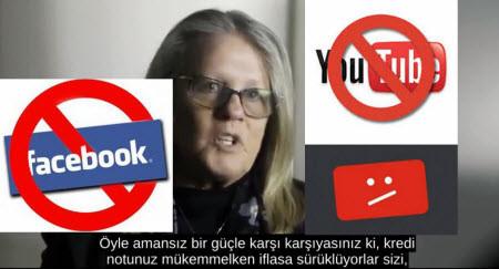 YouTube ve Facebook'un YASAKLADIĞI EN ÇOK KORKTUKLARI Video PLANDEMIC (Türkçe)