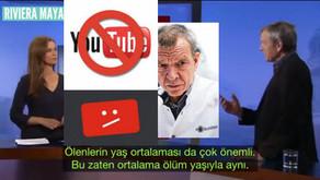 Adli Tıp Başkanı Prof. Klaus Püschel Önceden Hasta Olmayan TEK 1 KİŞİ BİLE Virüsten Ölmüş Değil