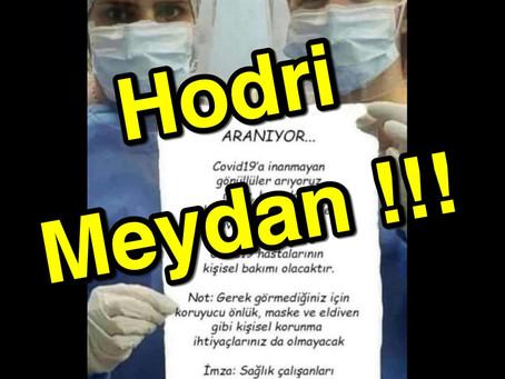 HODRİ MEYDAN !!!