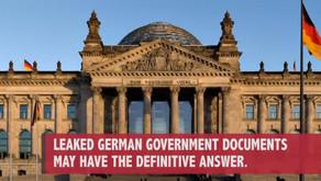 """Alman Resmi Yetkilinin Basına Sızdırdığı """"KORONA İÇİN VERİLMİŞ YANLIŞ ALARM"""" Sonucu Çıkan Rapor"""