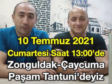 10 Temmuz Daveti ve Gelişmeler... Yasin Bilgin & Erkan Cinbir