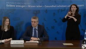 Almanya'nın Coronavirüs Durum Raporu | Robert Koch Enstitüsü (23.03.2020)