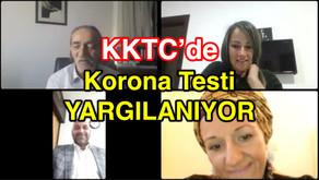 KKTC'de Korona Testi YARGILANIYOR