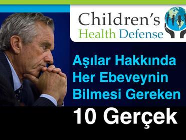 Aşılar Hakkında Her Ebeveynin Bilmesi Gereken 10 GERÇEK