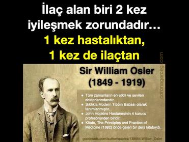 Hekimin HASI - Dr. Sir William Osler (1849-1919)