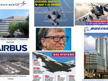Dünyanın En Büyük HAYIRSEVERİ (!) Bill Gates AĞIR SİLAH SANAYİİNE Niye YATIRIM Yapar?