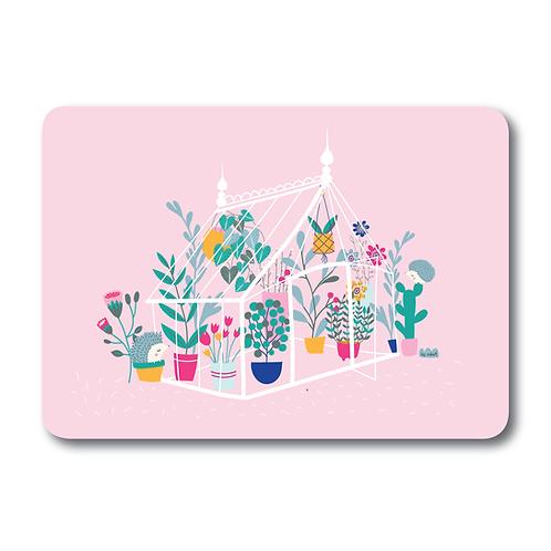 """Carte """"Serre Botanique"""""""