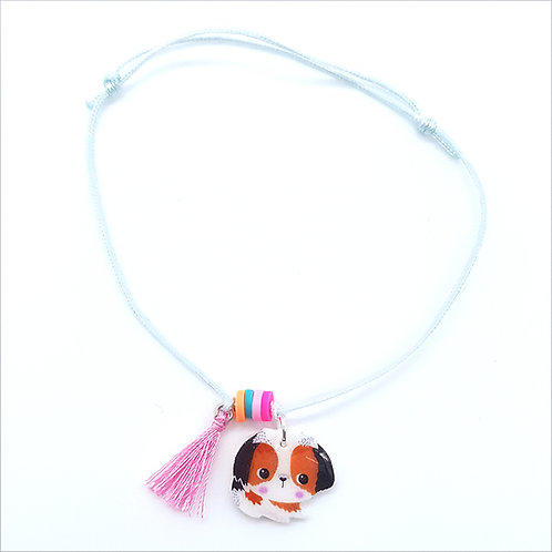"Bracelet ""Shi-tzu"" - gamme bijoux foufou"