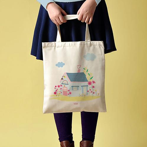 """Tote Bag """"Maison Bleue"""""""