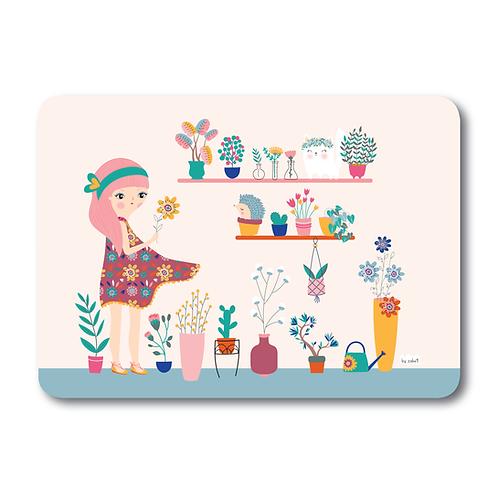 """Carte """"Labo Floral"""""""