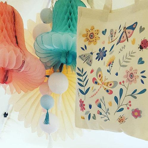 """Tote Bag """"Herbiers"""""""