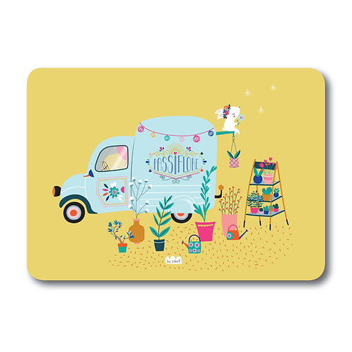 """Carte """"La Passiflore"""""""