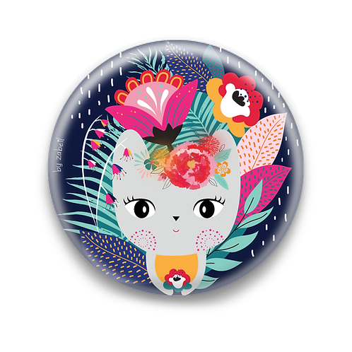 "Badge ""Frida Chat"""