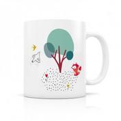 mug-foret-petit-renard-et-oiseaux-by-zab