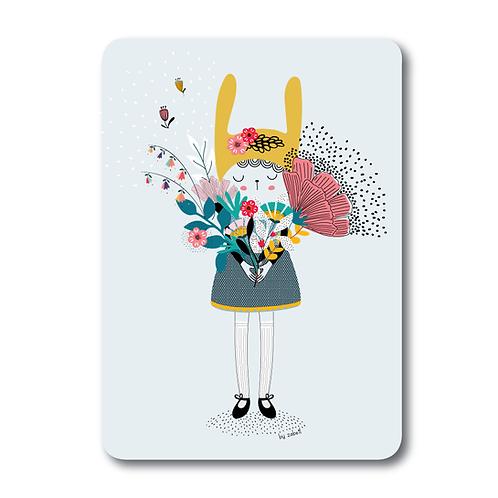 """Carte """"Fleurette"""""""