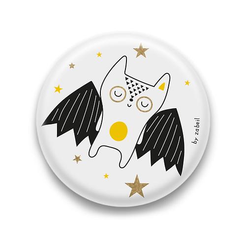 """Badge """"BAT"""""""