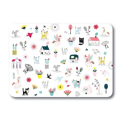 "Carte ""Petite collection"""