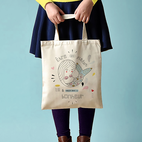 "Tote Bag ""Sirène"""