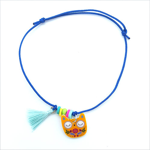 "Bracelet ""Chouette"" - gamme bijoux foufou"