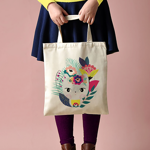 Tote Bag FridaChat