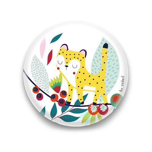 "Badge ""Jungle"""