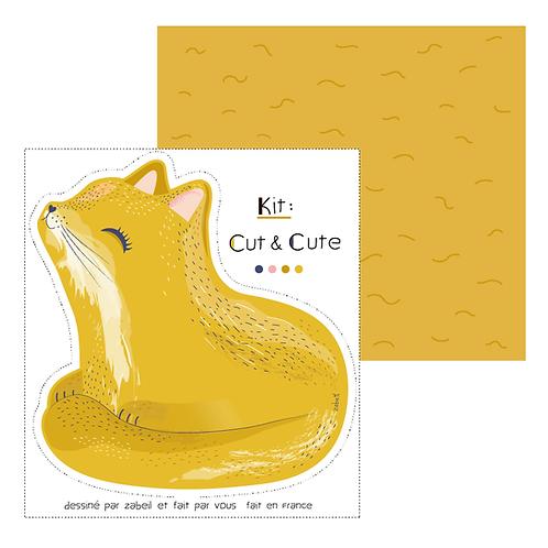 """KIT CUTE pour doudou """"COMETE"""" J"""