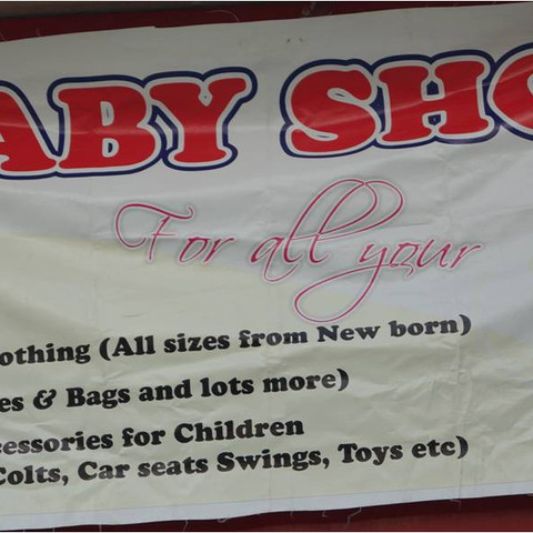 BABY SHOP     ..For all your baby clothing needs