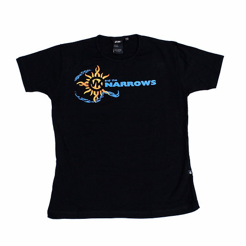 VK and the NARROWS WOMEN'S TEE
