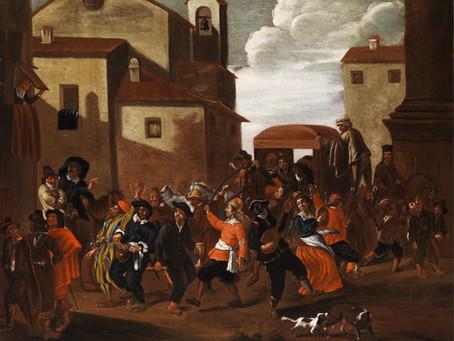 Brève | Les Abbayes de Jeunesses, comités des fêtes sous l'Ancien Régime