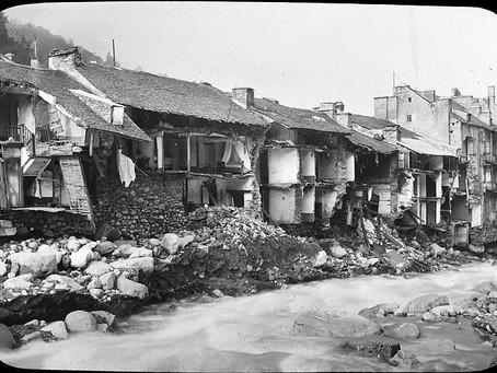 Vallée de Barèges, vallée aux catastrophes : la grande crue de 1897