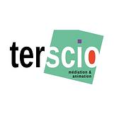 logo terscio, territoire de connaissance, médiation de culture scientifique, historique et patrimoniale, liens science-société, tout public, animation, médiation, expériences animées, causeries culturelles, terscio chez vous, projets personnalisés
