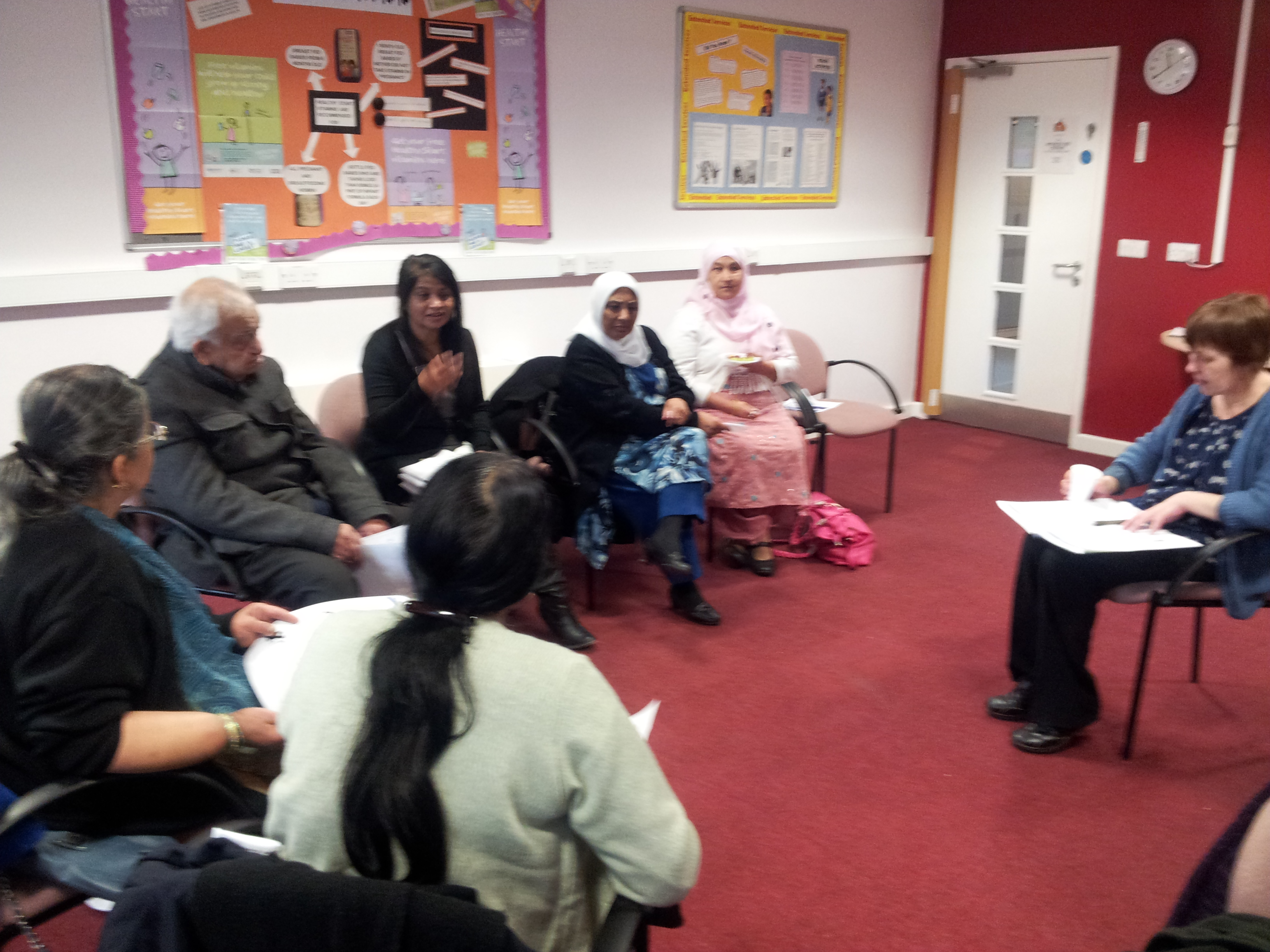 Carers Rights Session