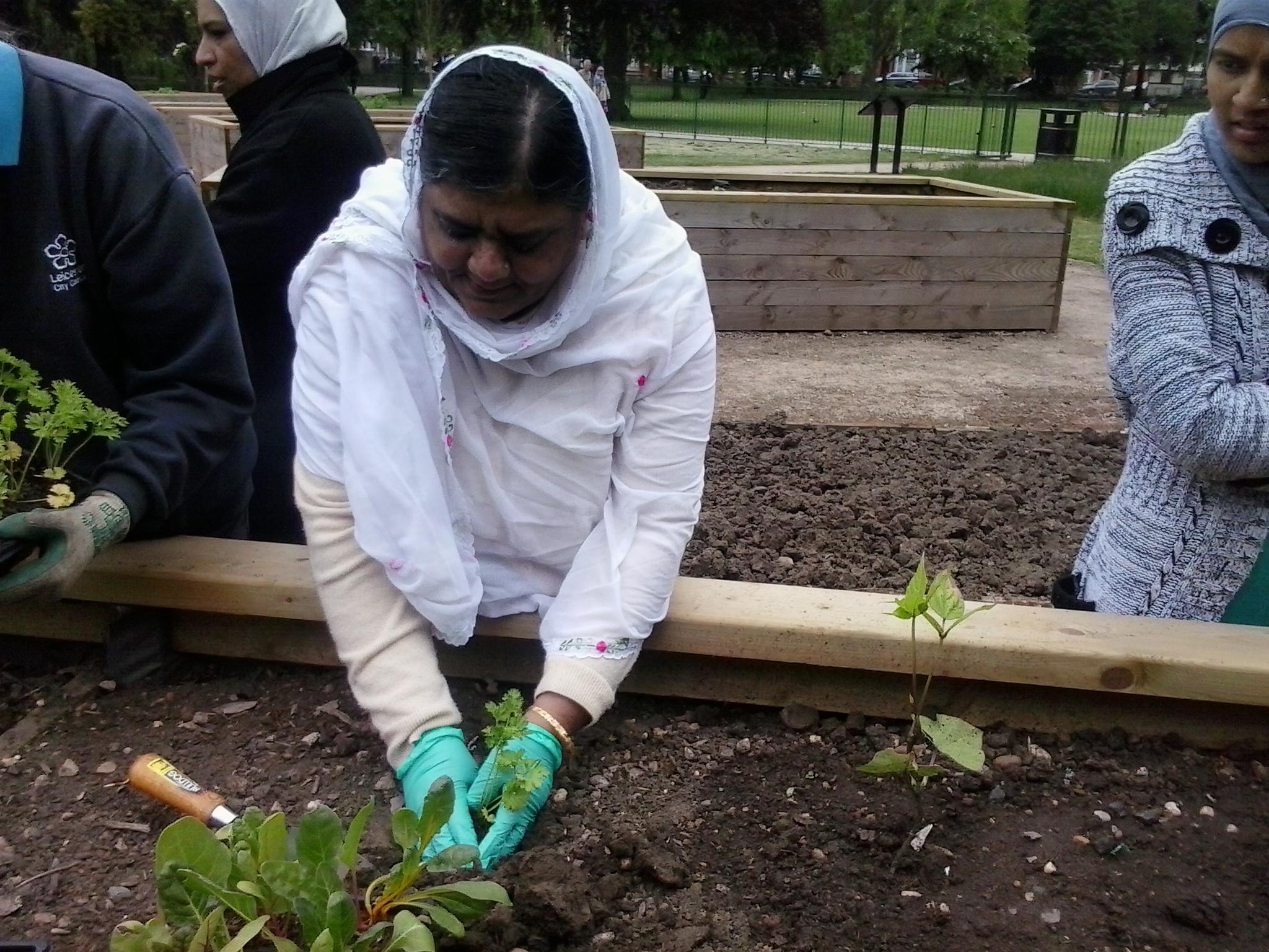 Be Inspired - Gardening