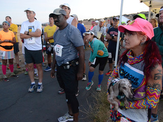 Leaving Behind Addiction to Run 100 - Mile Races