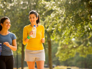 Walk, or Run, to Lower Heart Disease Risk: Benefits Are Similar
