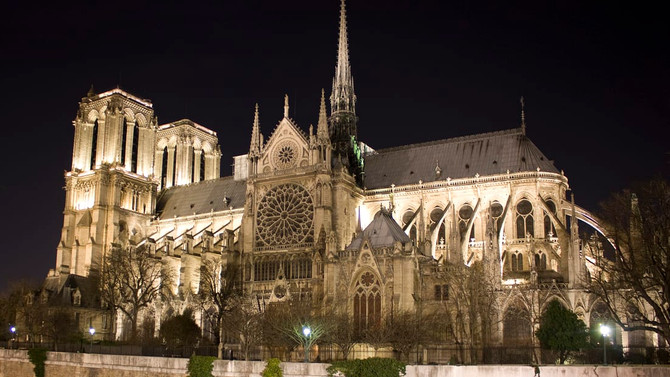 Interesting Facts: Notre-Dame de Paris