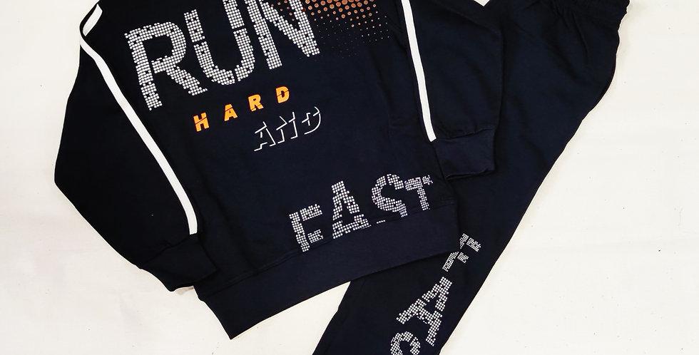 RUN HARD AND FAST 1