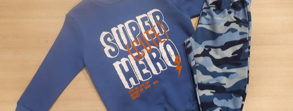 SUPER HERO BLUE