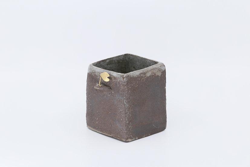 Sculpture vase, collection Les habitants