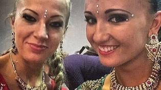 Прекрасные результаты по Bollywood на Всемирной танцевальной олимпиаде